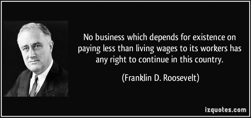 Fdr wage